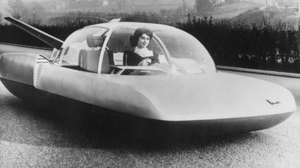 Seven of The Greatest Concept Cars of All Time