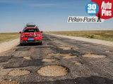 Cap vers la Russie pour le Citroën C5 Aircross Auto Plus