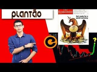 """Conspiração """"The Economist"""" de 1988 Sugerem Grande Valorização do Bitcoin no Dia 10/10/2018"""