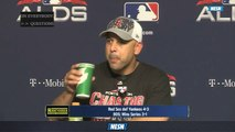 Red Sox Final: Alex Cora Opens Up About Decision To Use Chris Sale As Reliever