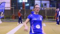 Présentation du tir en relais double mixte, une épreuve qui vient enrichir la candidature du sport des boules pour les JO Paris 2024