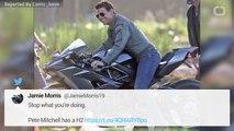 New Tom Cruise Top Gun Sequel Photos Surface