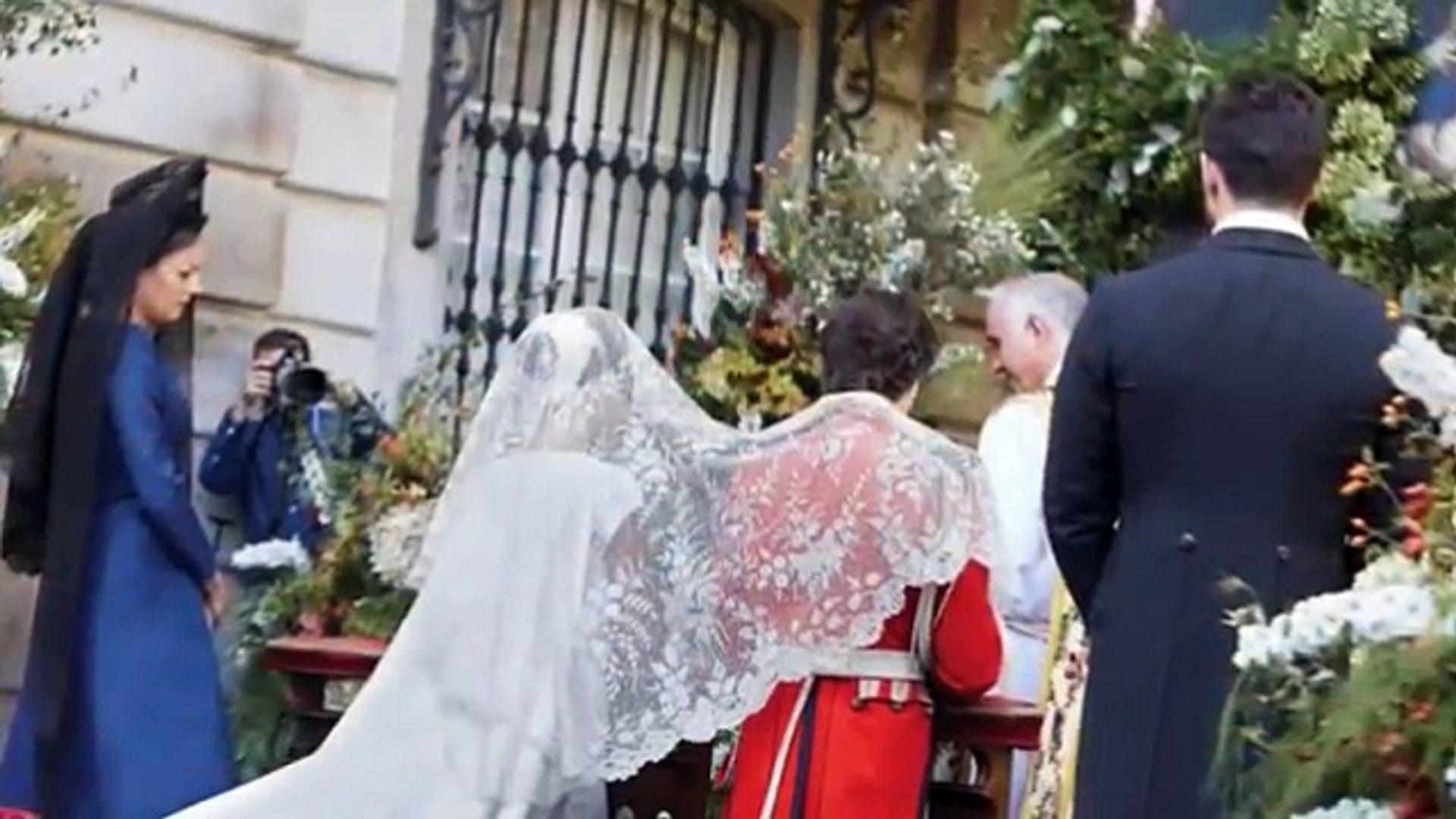 Sorprendente polémica entre el Duque de Alba y Sofía Palazuelo antes de la boda