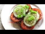 Avocado Breakfast Toast - 4 Healthy Fat Burning Breakfast Ideas For Weight Loss - Avocado Recipes