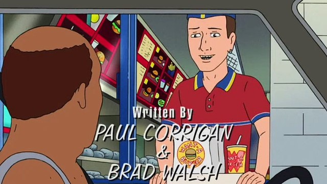 King Of The Hill S13E08 Lucky See, Monkey Do