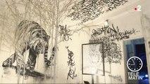 Coulisses - Dédale : création d'un lieu artistique éphémère de l'art urbain à Vannes