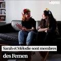 """Femen/Metoo: """"En se fédérant, les femmes sont puissantes"""""""