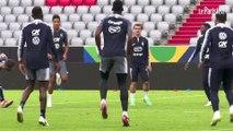 Pogba : « Dur de repartir et taper fort »