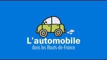 Chiffres clés de l'automobile dans les Hauts-de-France