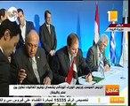 السيسى ورئيس وزراء اليونان يشهدان توقيع اتفاقيات