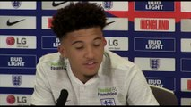 Jadon Sancho on being and Englishman abroad