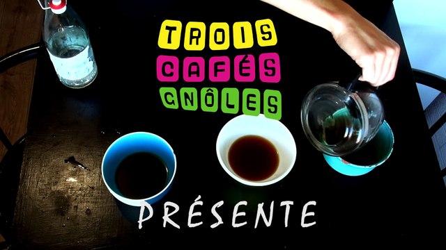 TROIS CAFÉS GOURMANDS LA PARODIE ALCOOLISÉE
