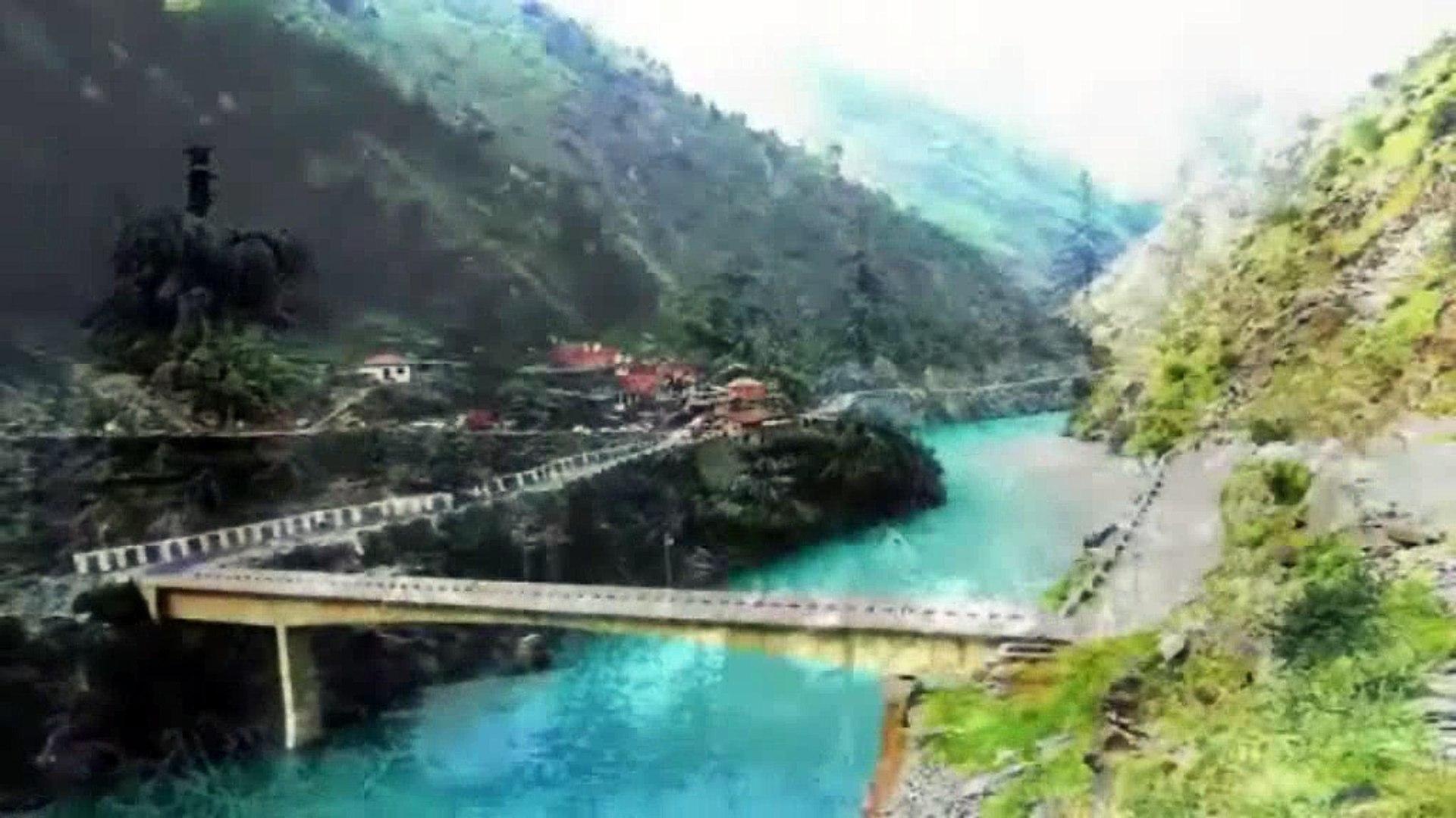 Resort townManali , Himachal Pradesh.