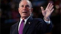 Michael Bloomberg Announces He's Now A Democrat