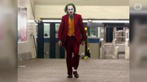 'Joker' Movie Extras Locked In Subway Train, Forced To Urinate On Train Tracks