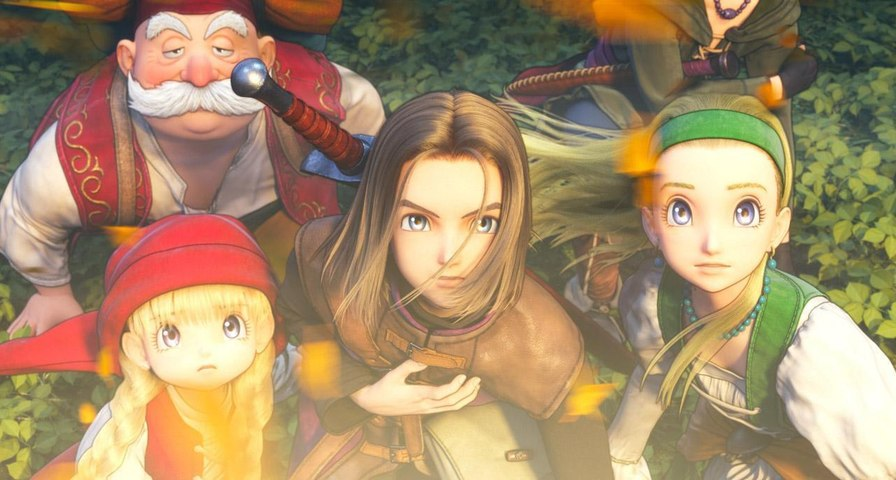 Live Dragon Quest XI FIN
