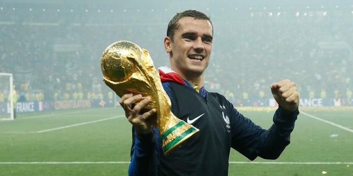 """Lucas Hernandez : """"Antoine Griezmann n'est pas obsédé par le Ballon d'Or"""""""