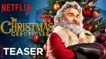 The Christmas Chronicles - Teaser Netflix