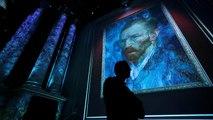 Van Gogh en immersion totale