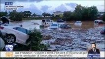 Les inondations à Majorque font au moins neuf morts