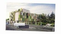 Investir dans un grand T2 à La Rochelle, en Résidence  Seniors