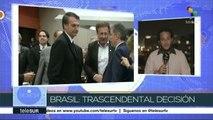 Brasil: inician alianzas políticas de cara a la segunda vuelta
