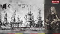 """6 novembre 1664 : le jour où la """"Lune"""" sombre avec 800 hommes à bord"""