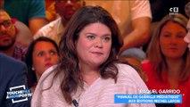 """Raquel Garrido : """"Jean-Luc Mélenchon me trouve bonne à la télé"""""""