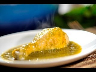 Recetas knorr pollo en salsa verde