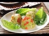 Aspic de verduras - Recetas de cocina fácil - Veggie Aspic