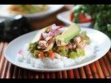 Nopales con atun - Tuna with nopales