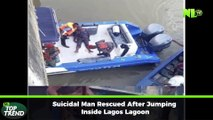 NL TOP TRENDS!! Suicidal man rescued after jumping inside Lagos lagoon⠀⠀⠀Here are some of the Hottest post of the day⠀⠀⠀ ⠀✅ APC Primary: Why APC Didn't Supp