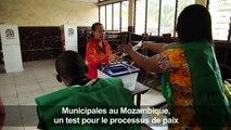 Elections locales au Mozambique: test pour le processus de paix