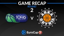 Highlights: Tofas Bursa - Arka Gdynia