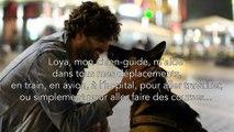 Un malvoyant et son chien-guide virés d'un Monoprix (Marseille) / A blind guy and his guide dog kicked out of a shop (France)