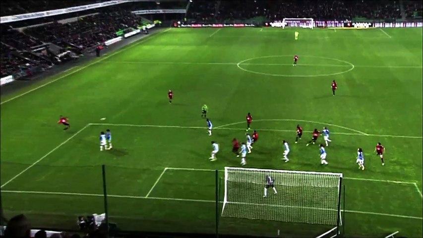 10/12/11 : Romain Danzé (30') : Rennes - Brest (1-1)