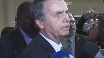 Bolsonaro lidera con 58 % primer sondeo para segunda vuelta en Brasil