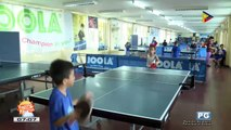 JUST 4 KIDS: Table tennis for kids