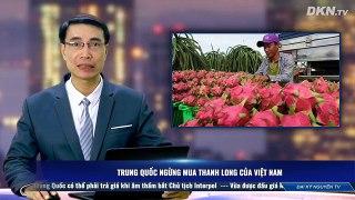 Diem tin toi ngay 8 10 Trung Quoc ngung mua thanh