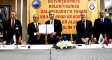 Büyükçekmece Belediyesi, Galatasaray'a 126 Dönüm Arazi Tahsis Etti