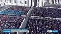 Avortement : les propos-chocs du pape François