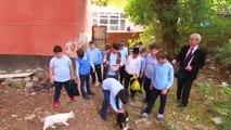 """Öğrenciler """"Sosyal Sorumluluk Projesi Hazırlama"""" Görevini Sokak Hayvanları ile Paylaştı"""