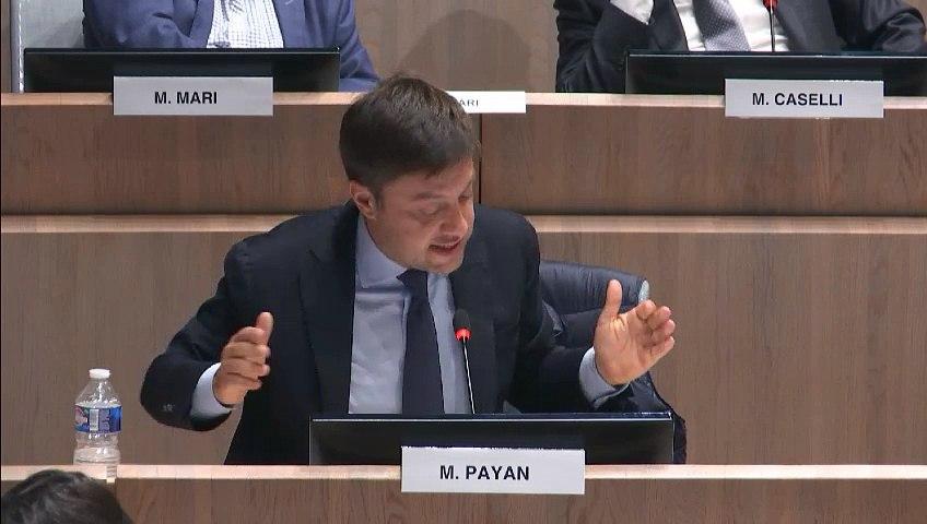 Benoit Payan intervient sur les incroyables pertes financières de la Ville