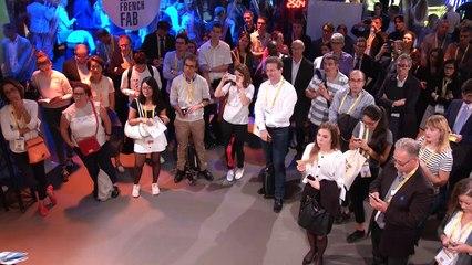 Bulle French Fab - Quelle place aura l'humain face au robot dans l'industrie du futur ?