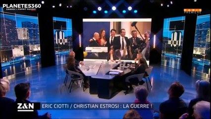 Eric Ciotti invité de Zemmour & Naulleau sur Paris Première  - 10 octobre 2018