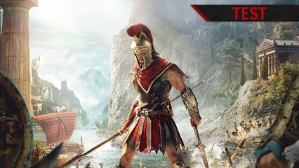TEST |  Assassin's Creed Odyssey - Avis complet FR