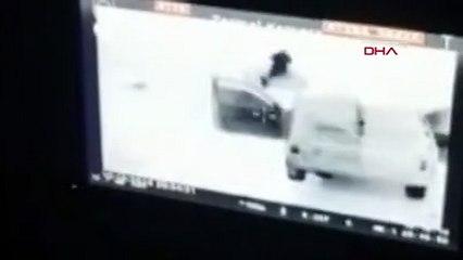 5 Teröristin Öldürüldüğü Çatışma Anı Kamerada