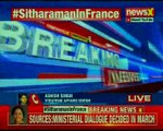 NewsX accesses copy of Indo-France joint statement; Nirmala Sitharaman is on 3-Day visit to France