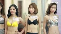 Casting Siêu Mẫu Việt Nam 2018 tại Hà Nội Xuất hiện nhiều gương mặt sáng giá