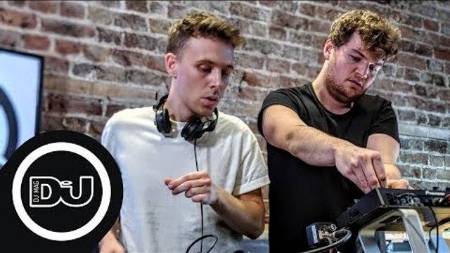 Bondax Live From #DJMagHQ